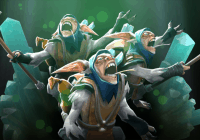 DOTA 2 – Meepo Announcer Pack