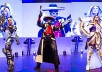 BLIZZARD DANCE and COSPLAY Contests at GAMESCOM 2018