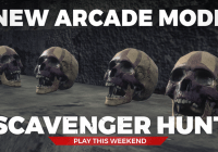 H1Z1 – New PC Arcade Mode – SCAVENGER HUNT