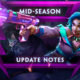 SMITE – MID SEASON 2019 PATCH NOTES !