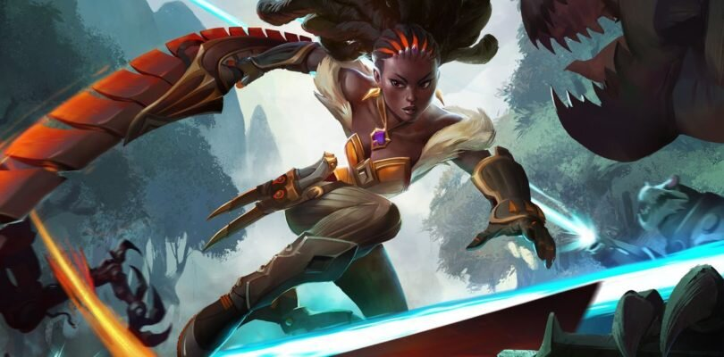 HOTS – NEW HERO: QHIRA, IRESIAN BOUNTY HUNTER