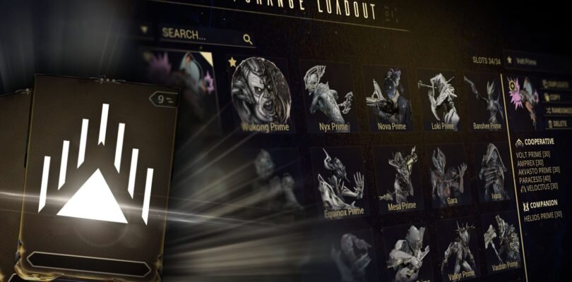 Warframe – Deluxe 25.6 Patch Notes & ALL HOTFIXES