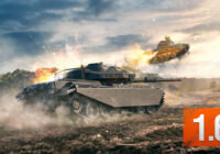 World of Tanks – 1.6 Patch Notes | High-Tier British Light Tanks