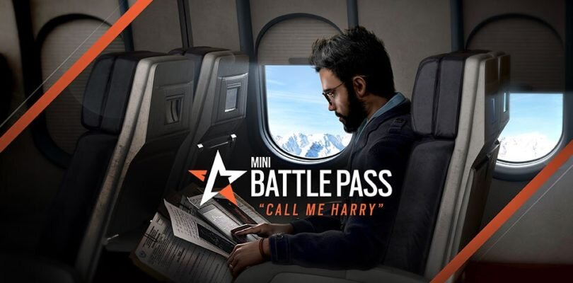 Rainbow Six: Siege – Call Me Harry | MINI BATTLE PASS