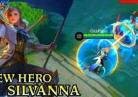 Mobile Legends – 1.4.36 Patch Notes   Silvanna the Imperial Knightress NEW HERO**
