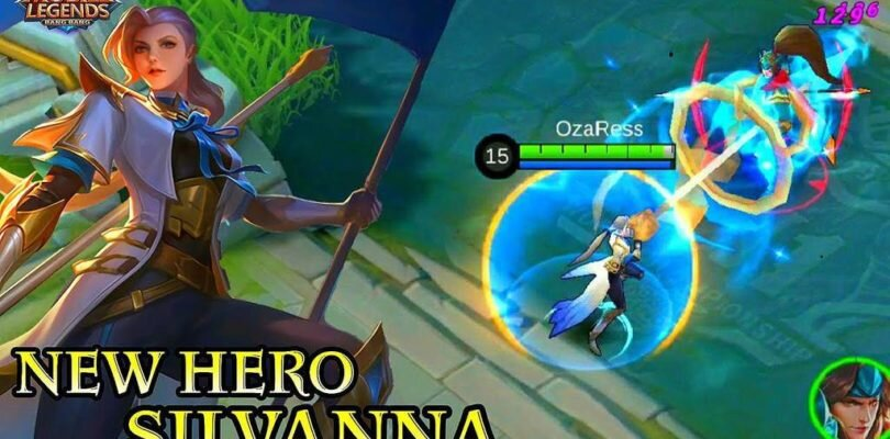 Mobile Legends – 1.4.36 Patch Notes | Silvanna the Imperial Knightress NEW HERO**