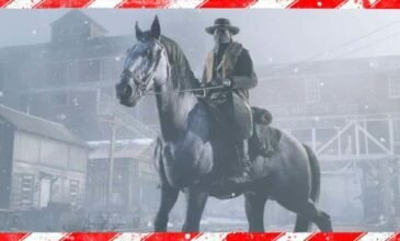 RDR Online – Christmas Celebration !