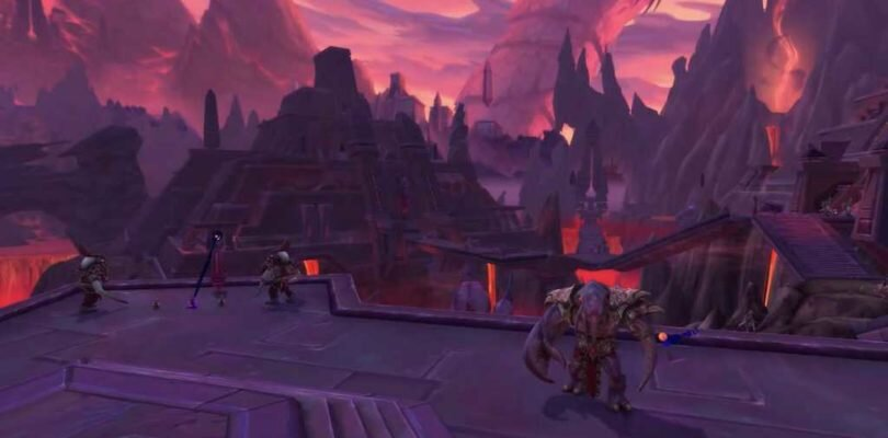 WOW – Battle for Azeroth: Visions of N'Zoth Release Date & Information