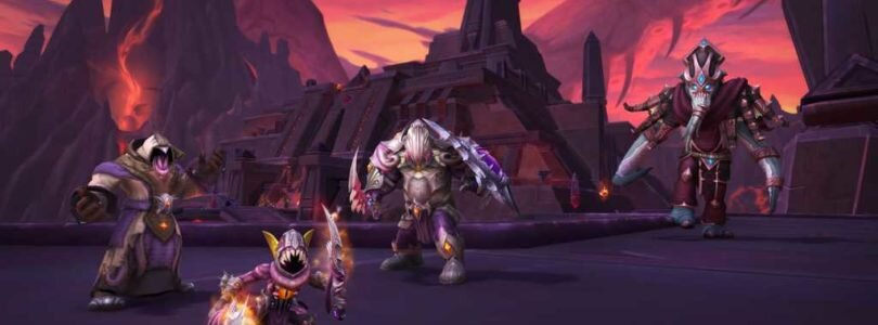 World of Warcraft – 8.3 Patch Notes   Visions of N'Xoth SEASON 4