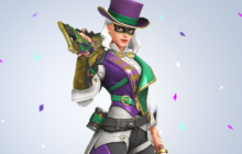 Overwatch – 1.45 Patch Notes | Ashe's Mardi Gras Challenge