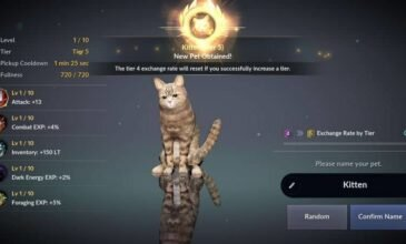 Black Desert Mobile – 14.04.2020 Patch Notes | NEW Tier 5 Pets !