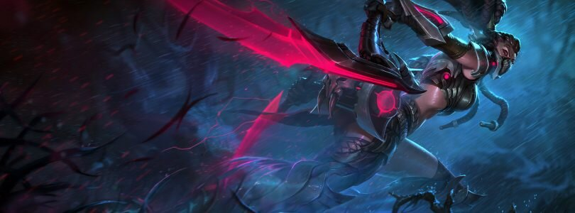 League of Legends – Akali The Rogue Assassin Champion Trailer