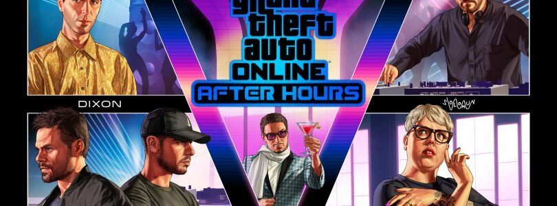 GTA V – AFTER HOURS Out Now