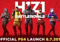 H1Z1 – PS4 Official Launch Date