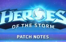 HOTS PTR Patch Notes – 02.07.2018
