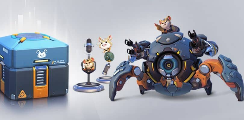 Overwatch – NEW Twitch Prime Rewards