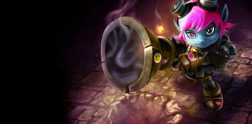 League of Legends – Facebook Event Ends !
