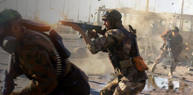 Battlefield V – The Rotterdam Features and Trailer