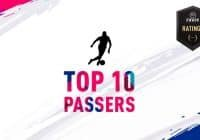 Fifa 19 – TOP 10 Passers