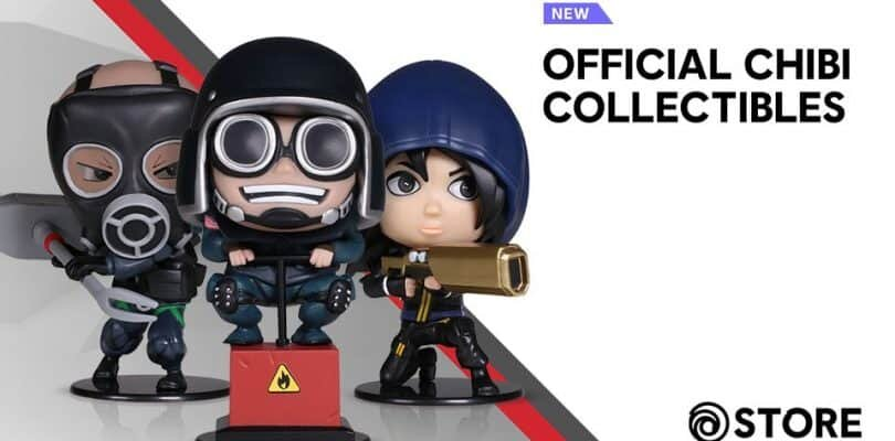 Rainbow Six: Siege – Collection Series 2 Released