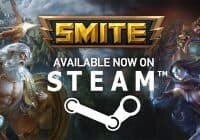 SMITE – How to Link Your Account to STEAM !