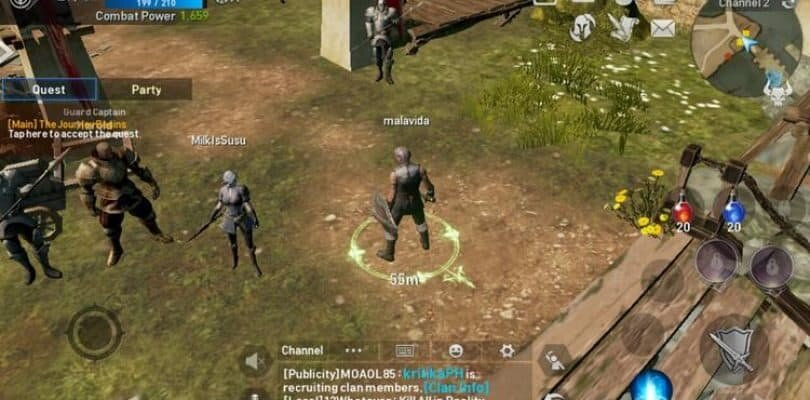 Lineage 2: Revolutions – January 2019 UPDATE