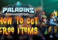Paladins – How to get FREE SKINS !