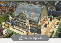 Anno 1800 – THE FIRST UPDATE