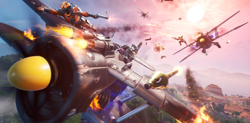Fortnite – 8.40 Patch Notes