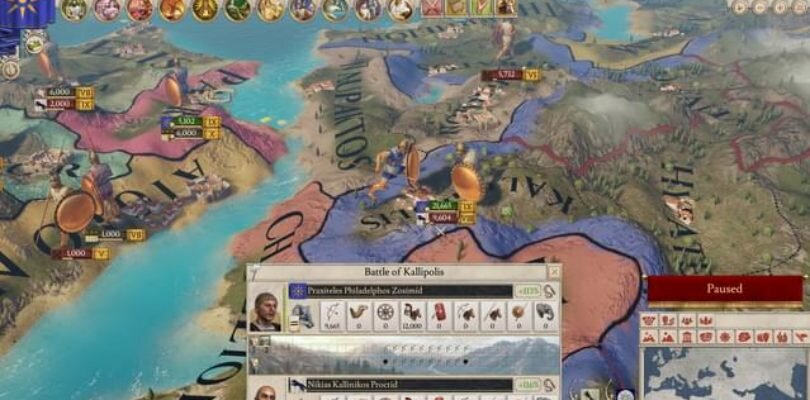 Imperator: Rome – 1.0.3 Patch Notes   HOTFIX
