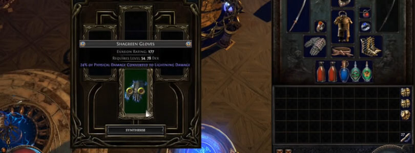 Path of Exile – 3.12.4b Patch Notes