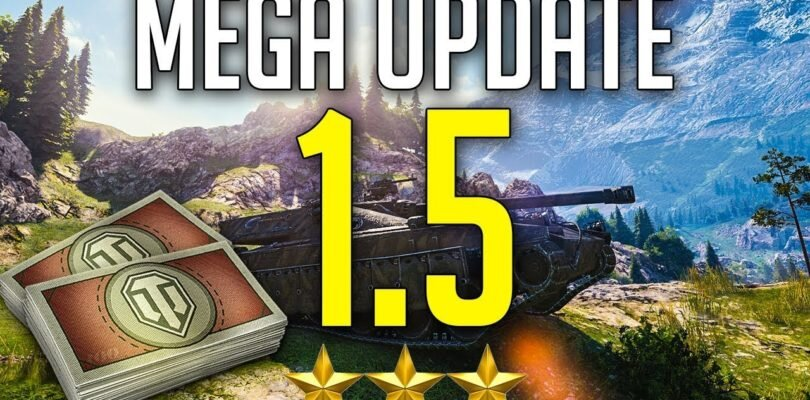 World of Tanks – 1.5 FULL PATCH NOTES !