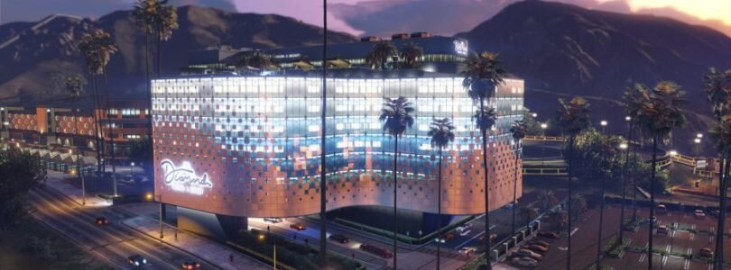 GTA Online – THE DIAMOND CASINO !