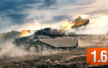 World of Tanks – 1.6 Patch Notes   High-Tier British Light Tanks
