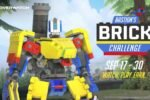 Overwatch – 1.40 Patch Notes | Bastion's Brick Challenge