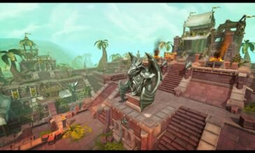 RuneScape – Out Now On Steam!