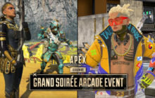 Apex Legends – Arcade Event | GRAND SOIREE SEASON 3