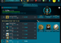 Fifa Mobile 20 – Division Rivals Leaderboards Update