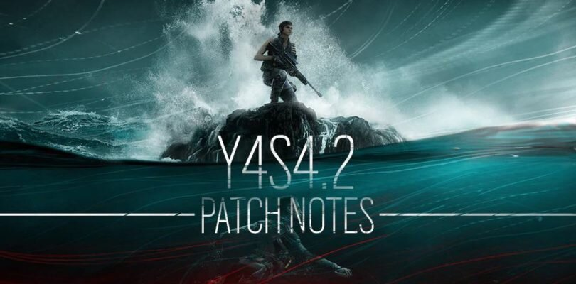 Rainbow Six: Siege – Y4S4.2 Patch Notes