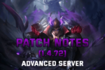 Mobile Legends – 1.4.72 Patch Notes | New Hero Chong
