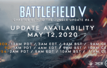 Battlefield V – 6.6 Patch Notes | New Weekly Missions & Outpost