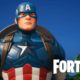 Fortnite – CAPTAIN AMERICA ARRIVES IN FORTNITE !