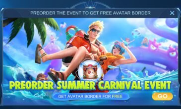 Mobile Legends – New Skin & Summer Carnival Event