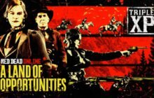RDR 2 – Triple Rewards For A Land Of Opportunities