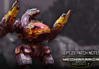 MechWarrior Online – 22 September 1.4.230.0 Patch Notes
