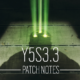 Rainbow Six: Siege – Y5S3.3 Patch Notes