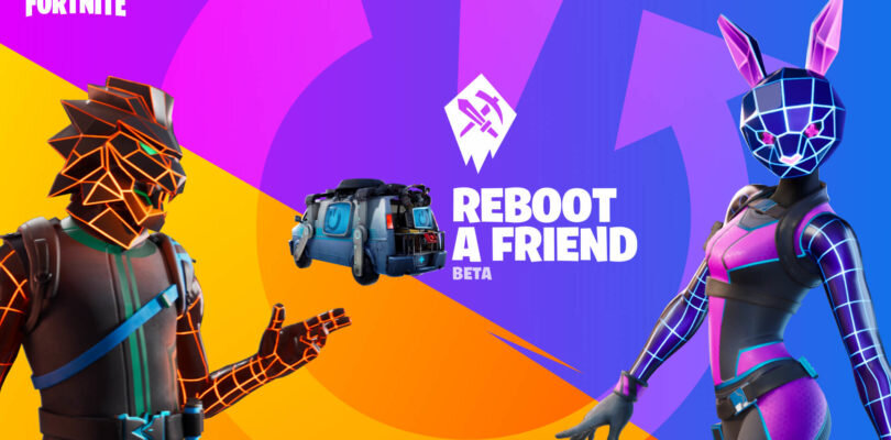 Fortnite – How does Reboot a Friend Work?