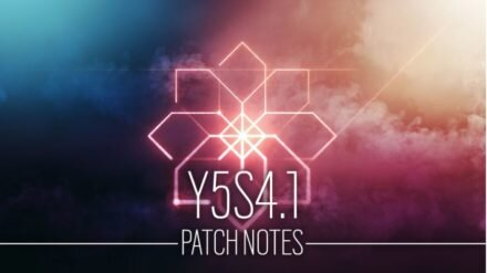 Rainbow Six: Siege – Y5S4.1 Patch Notes